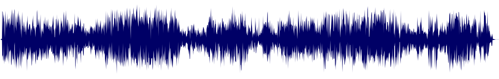 waveform of track #135021