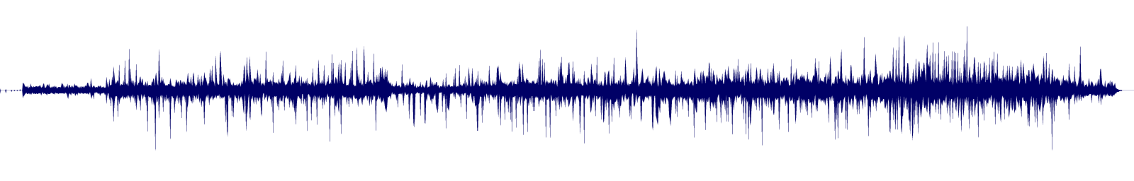 waveform of track #135030