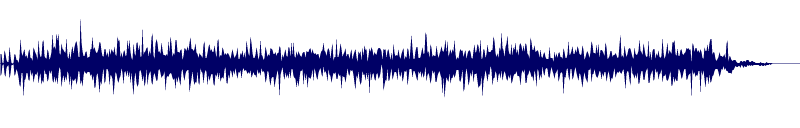 waveform of track #135734
