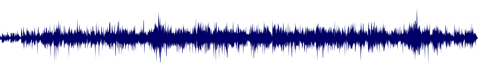 waveform of track #136130