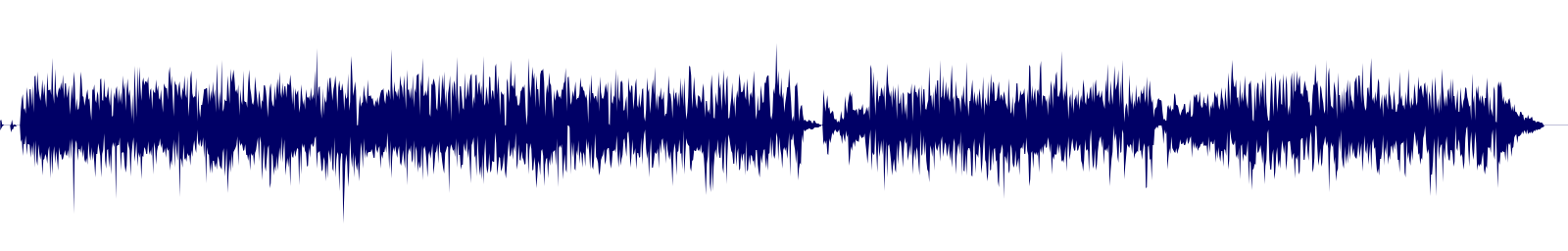 waveform of track #136200