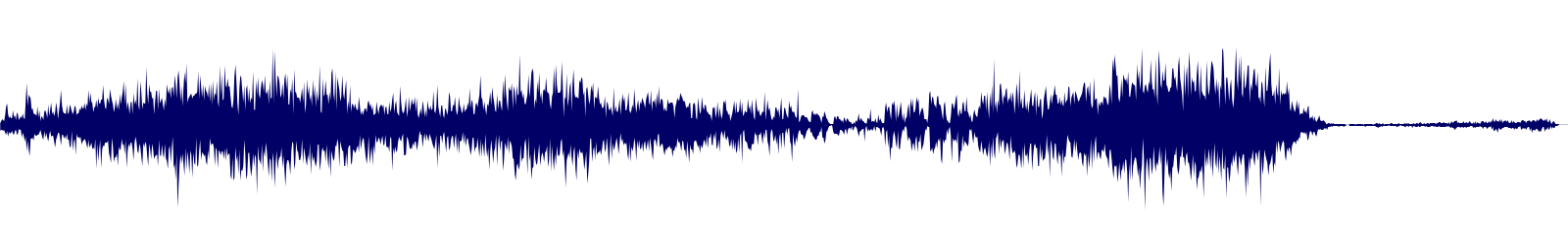 waveform of track #136258
