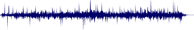 waveform of track #136289