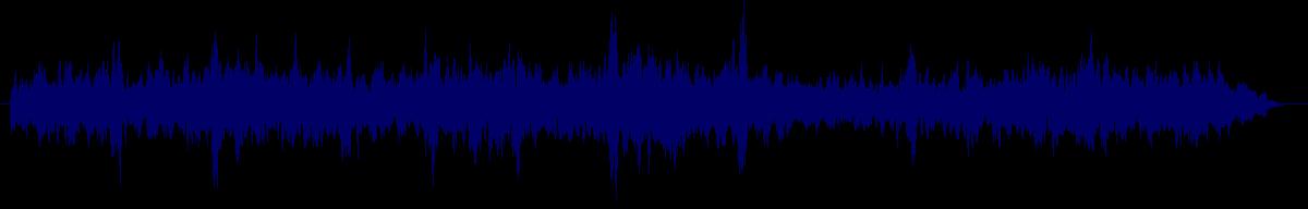 waveform of track #136299
