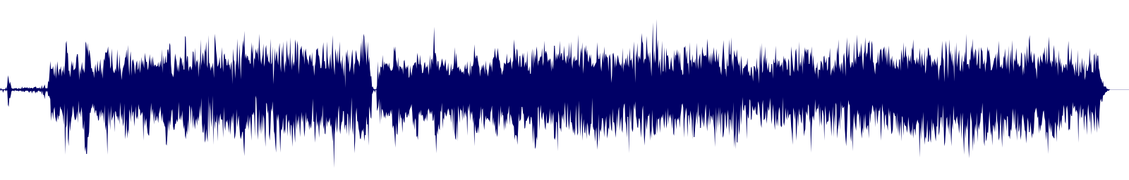 waveform of track #136354
