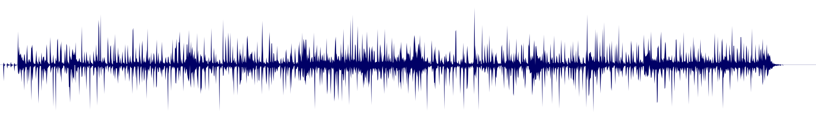 waveform of track #136545