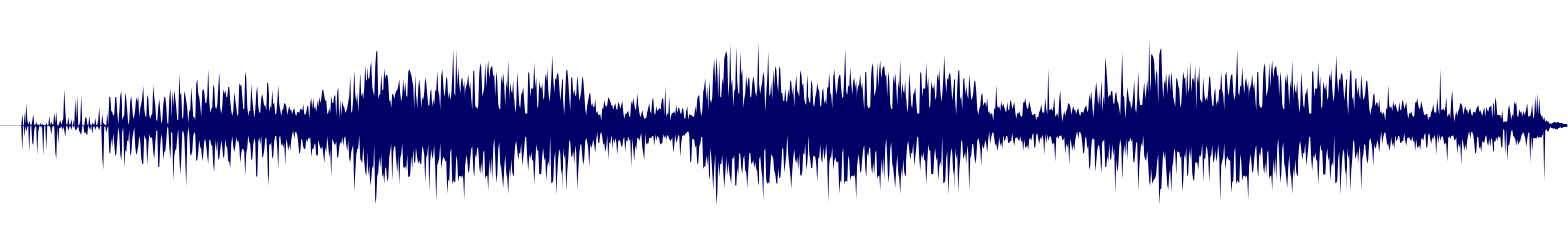 waveform of track #136599