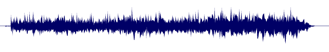 waveform of track #136605