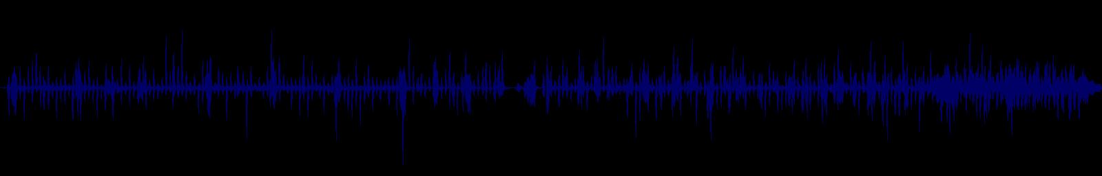 waveform of track #136721