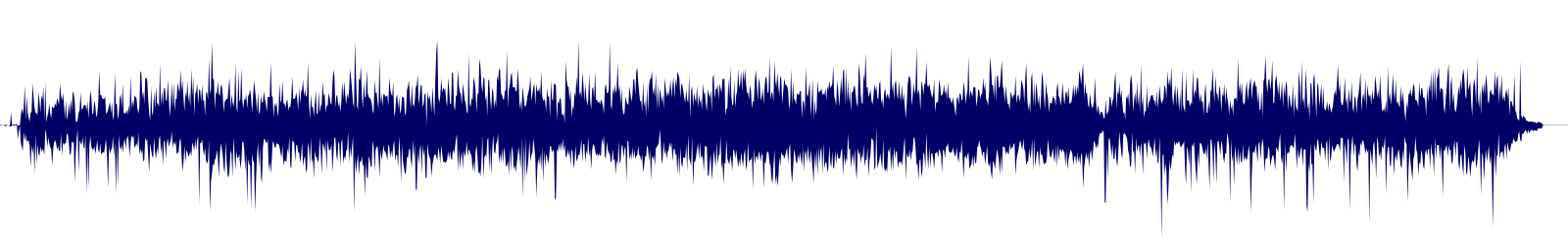 waveform of track #136799