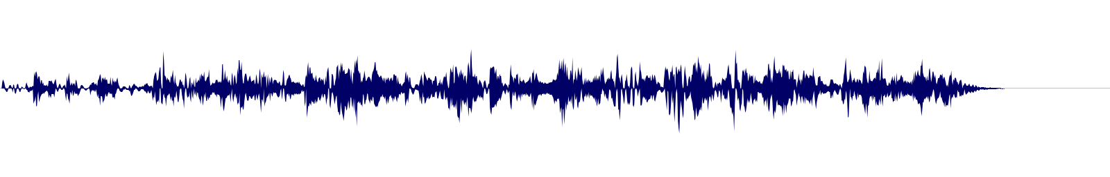 waveform of track #136812