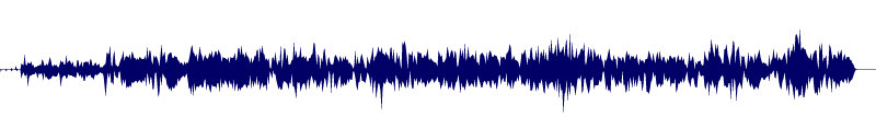 waveform of track #136821