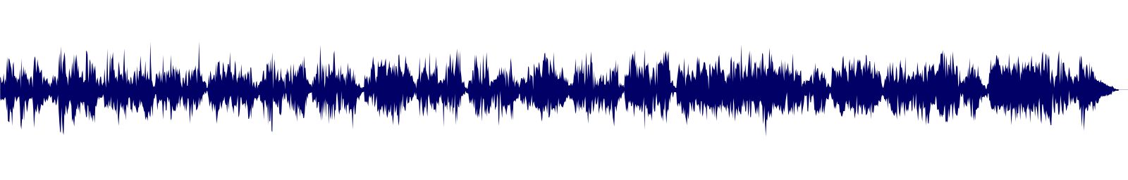 waveform of track #136834