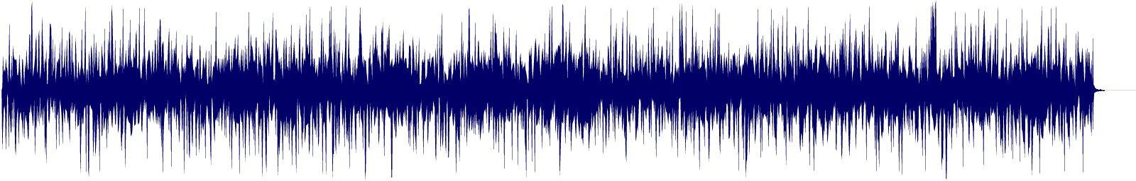 waveform of track #137019
