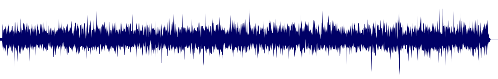 waveform of track #137052