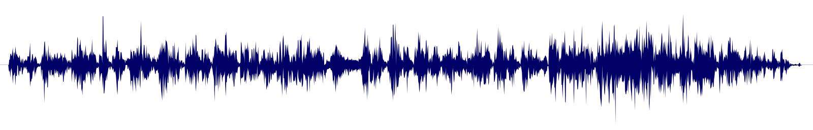 waveform of track #137133