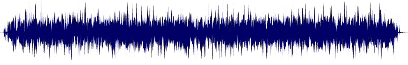waveform of track #137260