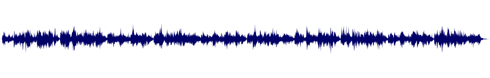 waveform of track #137291