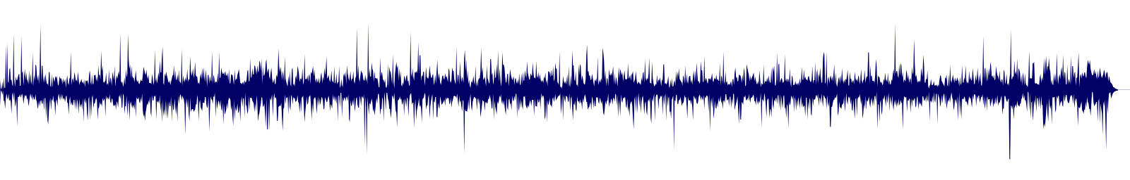 waveform of track #137401