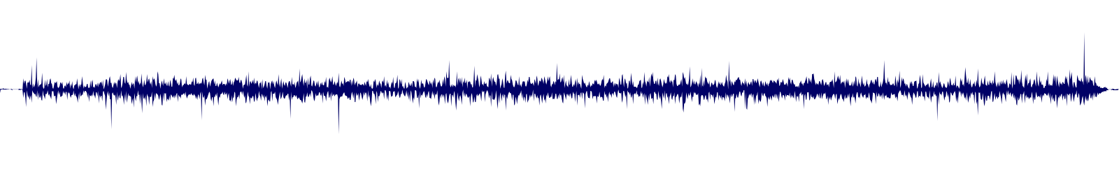 waveform of track #137776