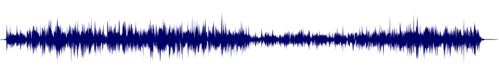 waveform of track #137804