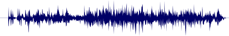 waveform of track #138013