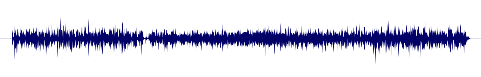 waveform of track #138026