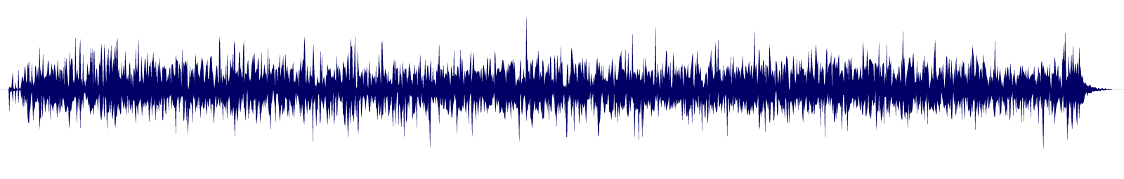 waveform of track #138039