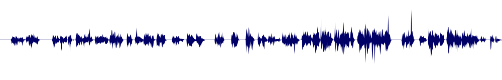 waveform of track #138104