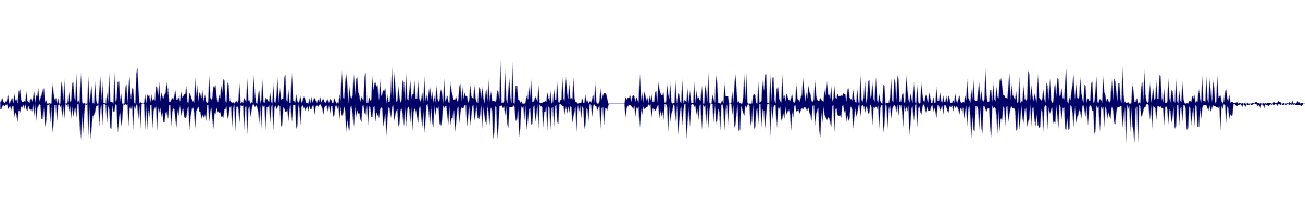 waveform of track #138841