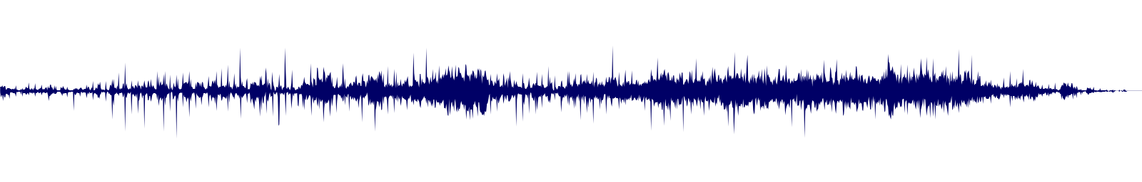 waveform of track #139421