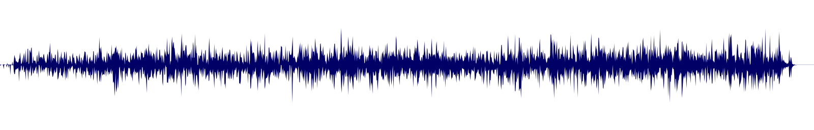 waveform of track #139552