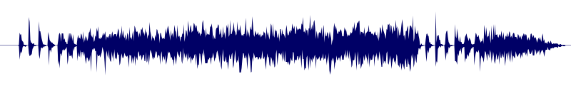 waveform of track #139709
