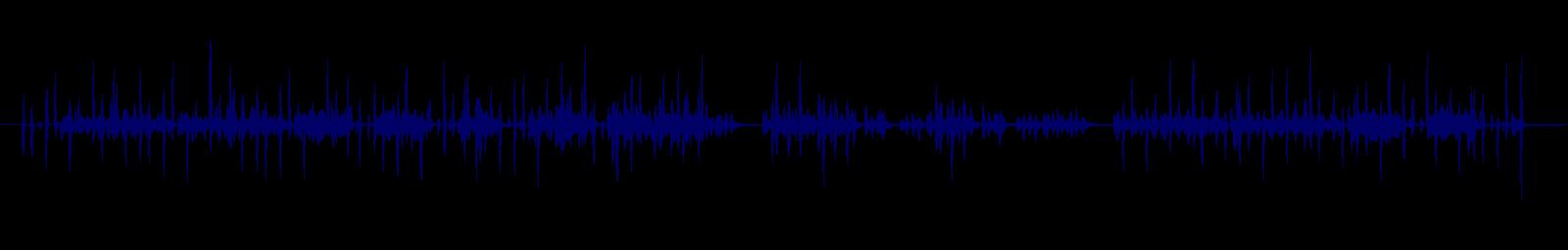waveform of track #139800