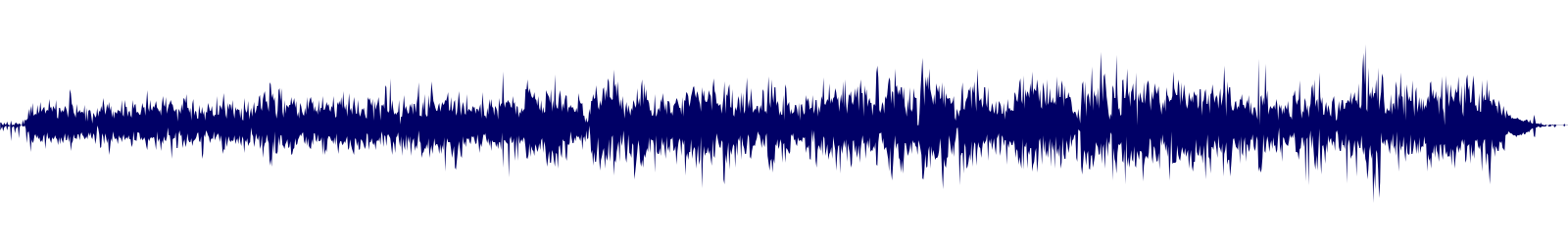 waveform of track #140070
