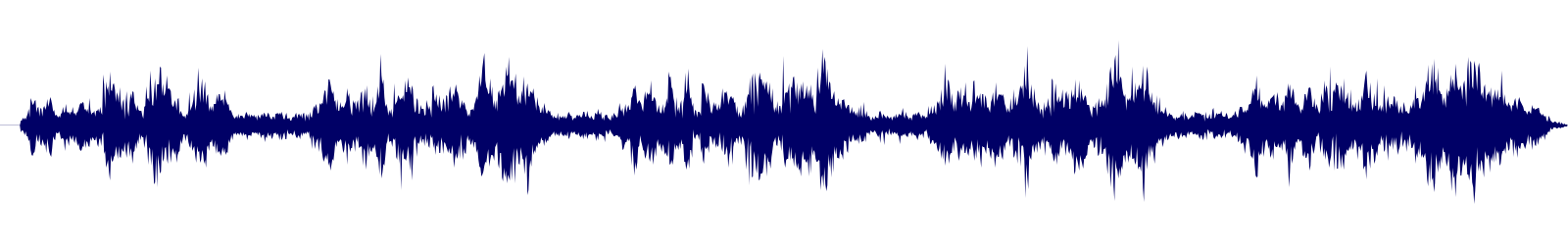 waveform of track #140761