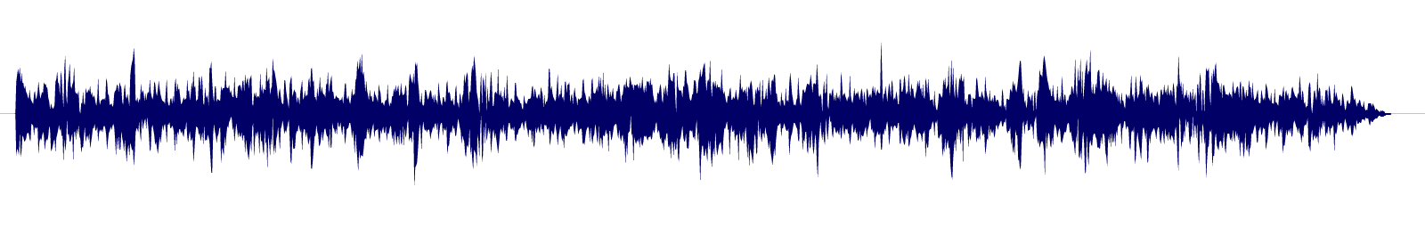 waveform of track #141115