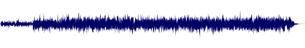 waveform of track #141207