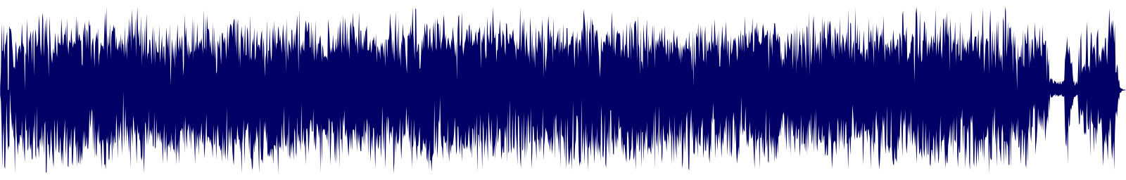 waveform of track #143672