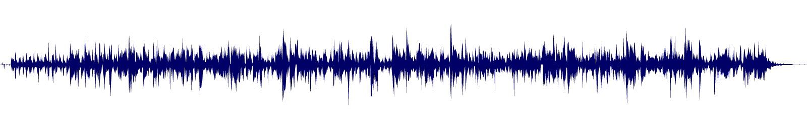 waveform of track #143838