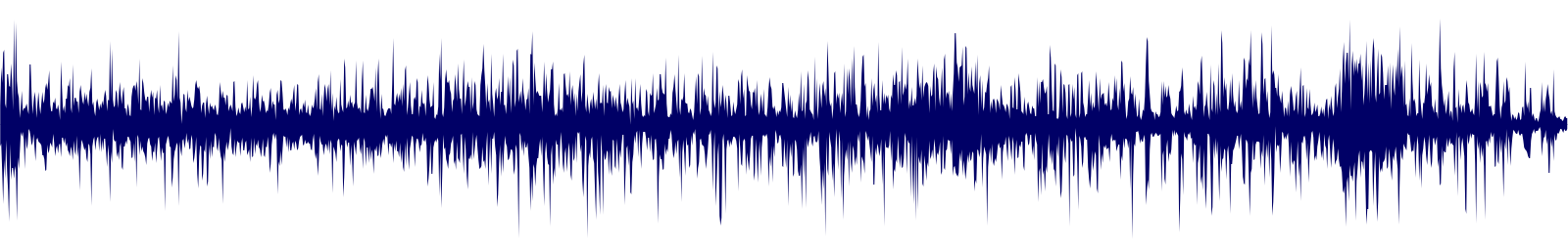 waveform of track #144042