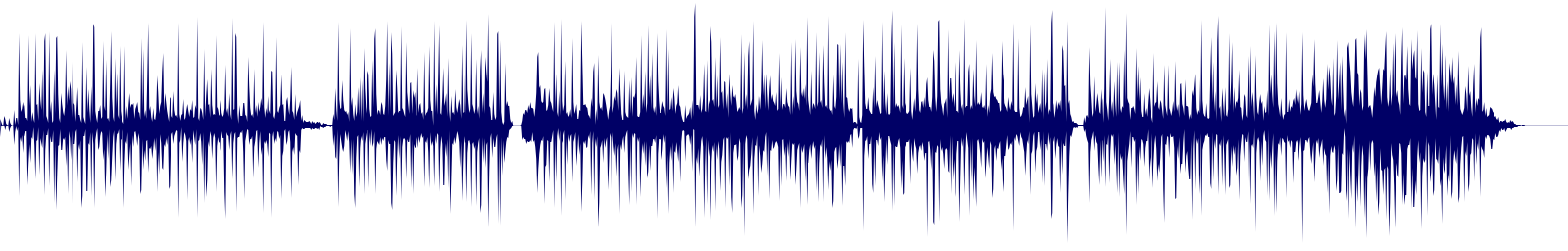 waveform of track #144222