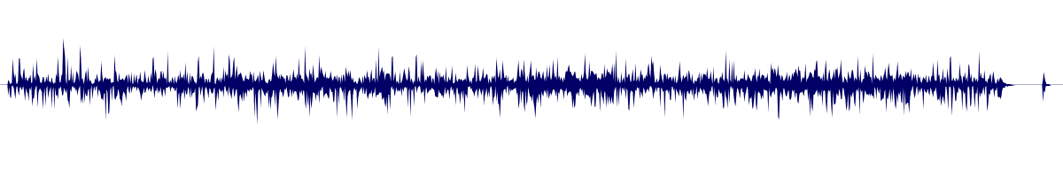 waveform of track #144312