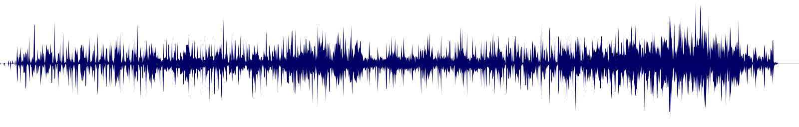 waveform of track #144689