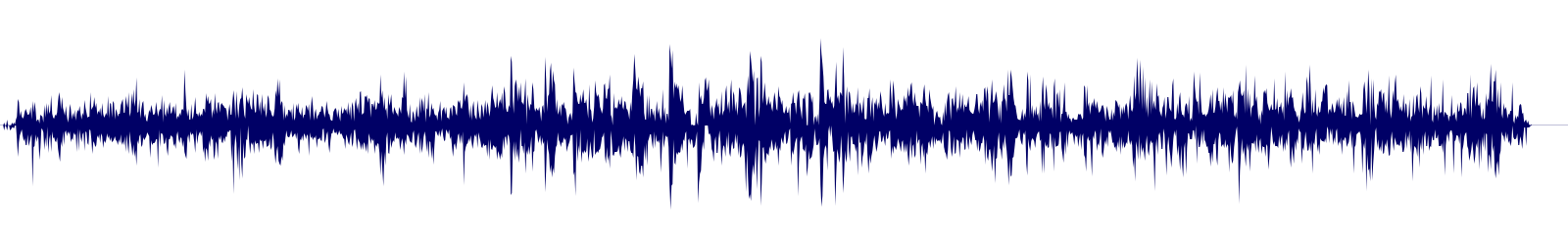waveform of track #144781