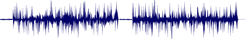 waveform of track #145707