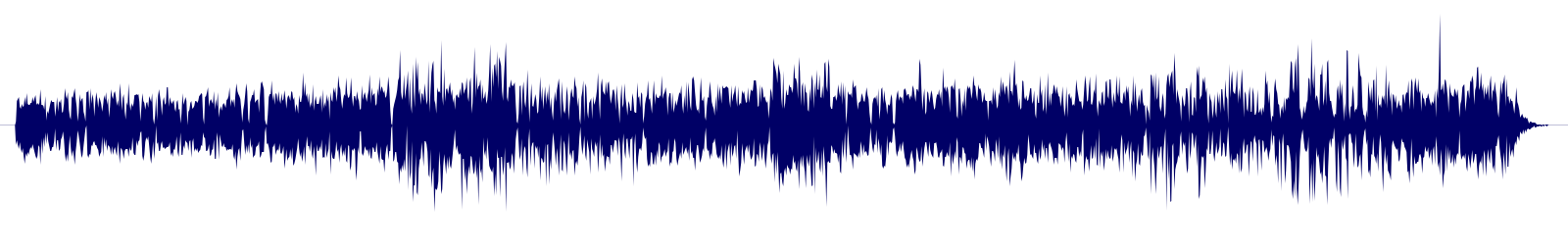 waveform of track #145932