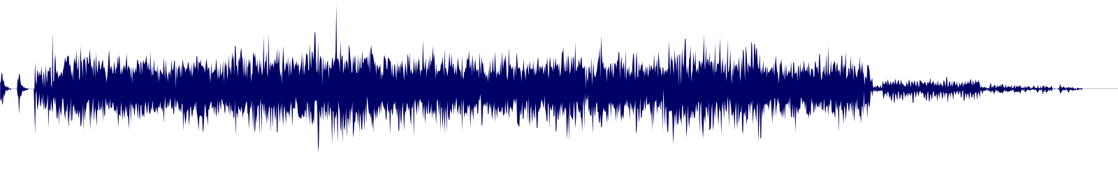 waveform of track #146767