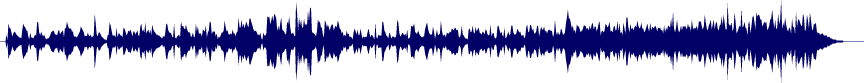 waveform of track #14700