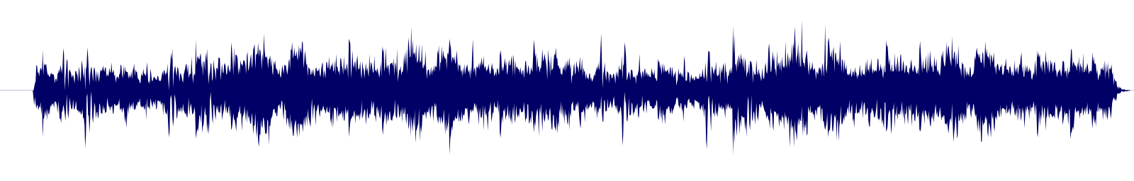 waveform of track #147121